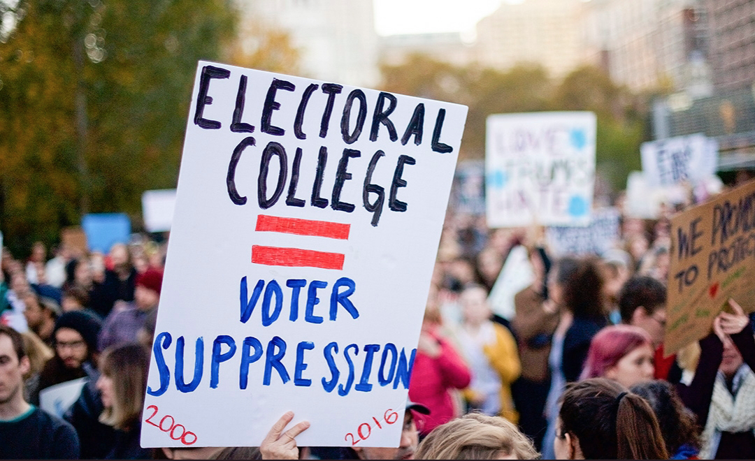 NBC: The 'Real' Presidential Vote: Electoral College Voting Underway