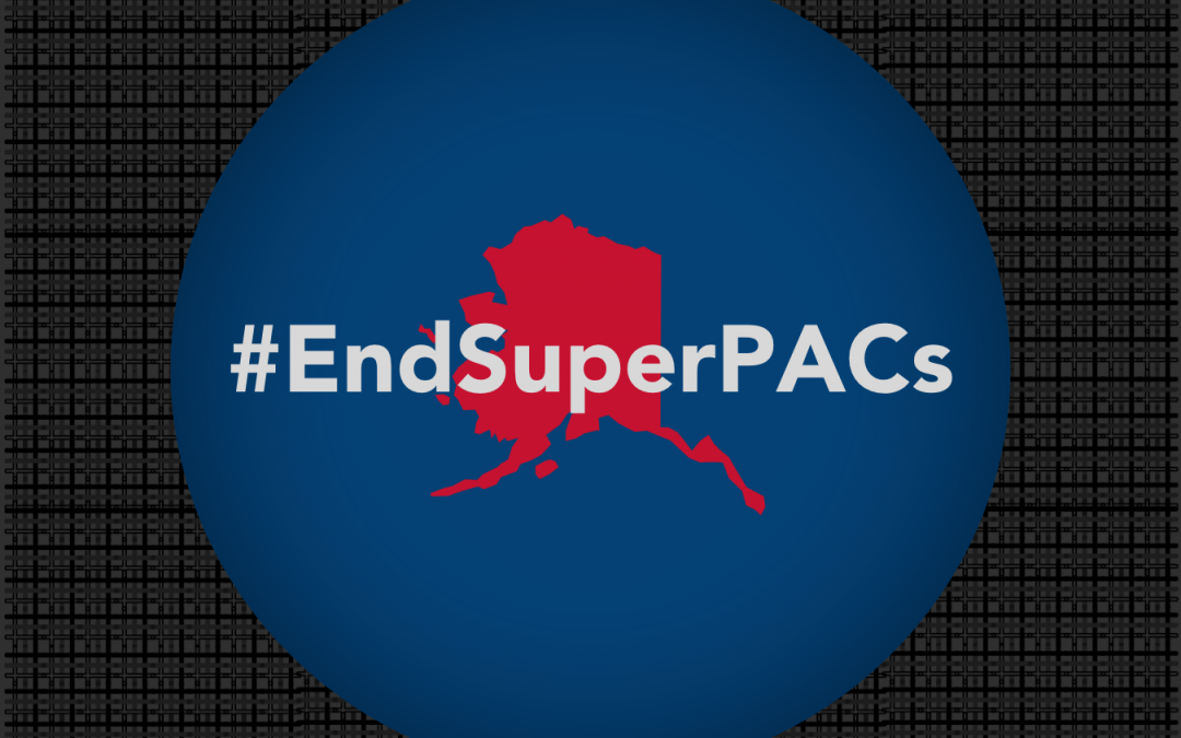 Equal Citizens Files Alaska Suit on Super PAC Spending