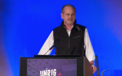 Lawrence Lessig's Opening Speech at Unrig The System Summit