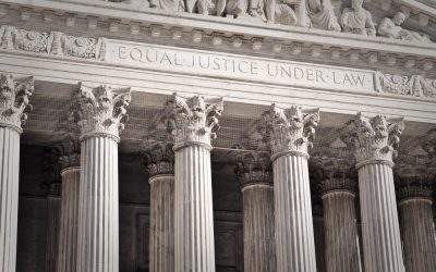 Blog: The Road To The Supreme Court