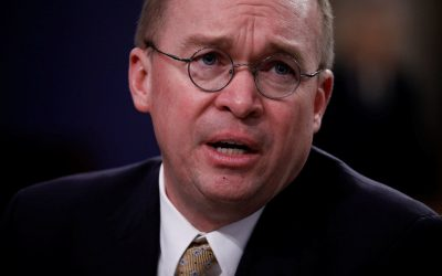 Washington Post: Mick Mulvaney shows why we need to radically change our elections