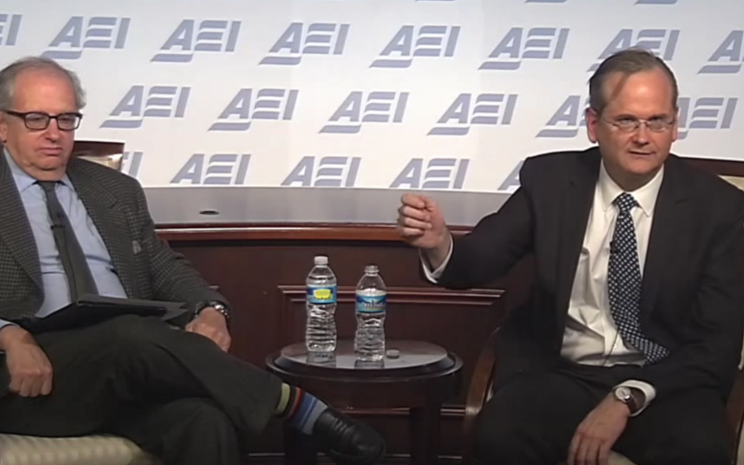 American Enterprise Institute: Campaign finance and the 2016 election