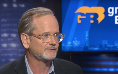 "WGBH: Harvard's Lawrence Lessig On His Legal Fight To End ""Winner-Take-All"" Rules In Electoral College"
