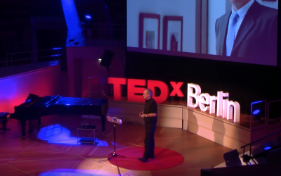 TEDxBerlinSalon: How the Net Destroyed Democracy