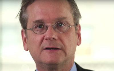 Lawrence Lessig speaks to NationSwell about Citizens United