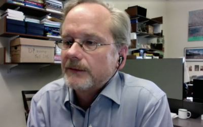 Lawrence Lessig Taking Questions on Equal Votes