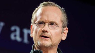 KALW: Lawrence Lessig analyzes how corrupt institutions erode the common good
