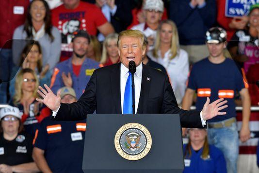 USA Today: Trump hones midterm campaign themes: Kavanaugh, impeachment, nicknames