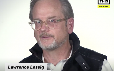 NowThis: Equal Citizens Founder Lawrence Lessig on Why His Generation 'Sucks'