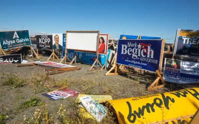 Anchorage Daily News: Challenging super PACs in Alaska