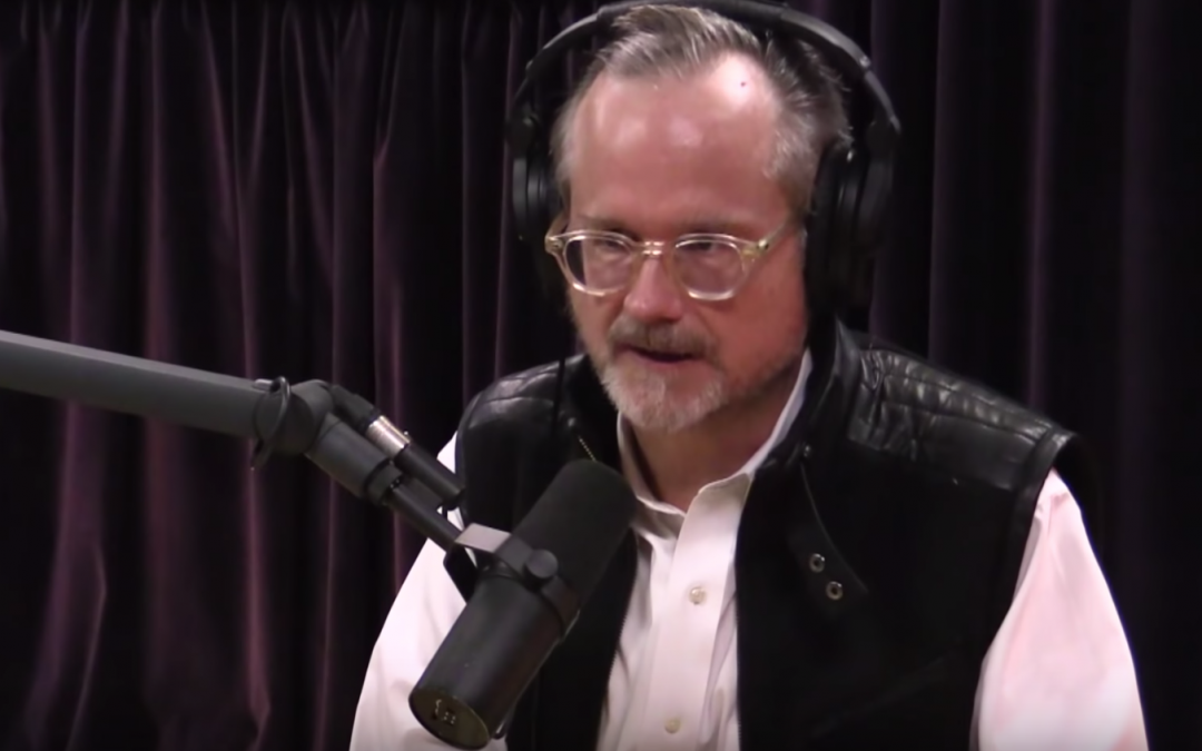 Joe Rogan Experience: Rogan Interviews Lessig