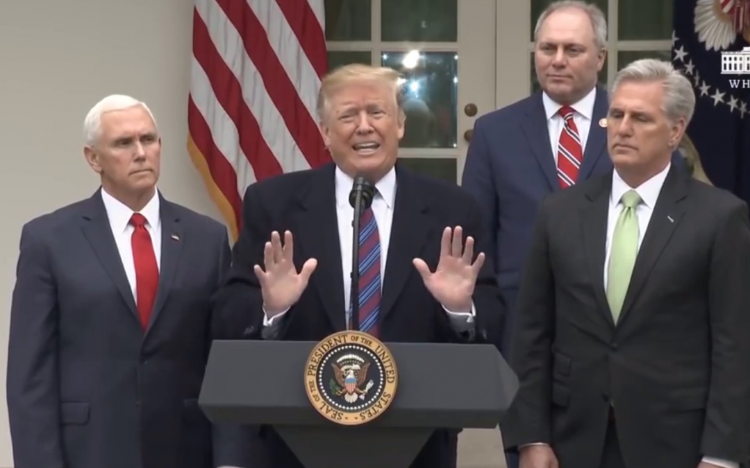 The Independent: Trump is the real 'national emergency,' Harvard law professor says