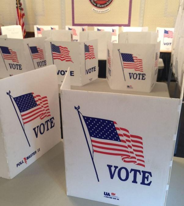New Hampshire Public Radio: New Hampshire Considers Ranked Choice Voting for Primary
