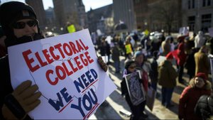 The Hill: Four questions on the Electoral College