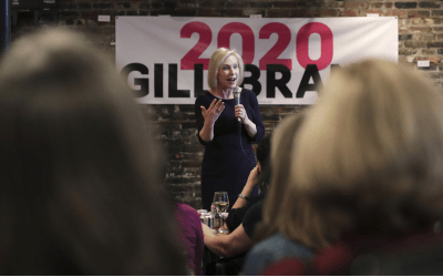 NBC News: 'Democracy Dollars': Gillibrand's plan to give every voter $600 to donate to campaigns