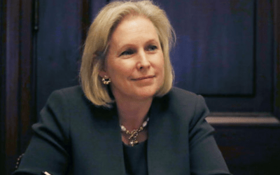 Washington Free Beacon: Gillibrand's First Major 2020 Proposal: Give Voters $600 Worth of 'Democracy Dollars'