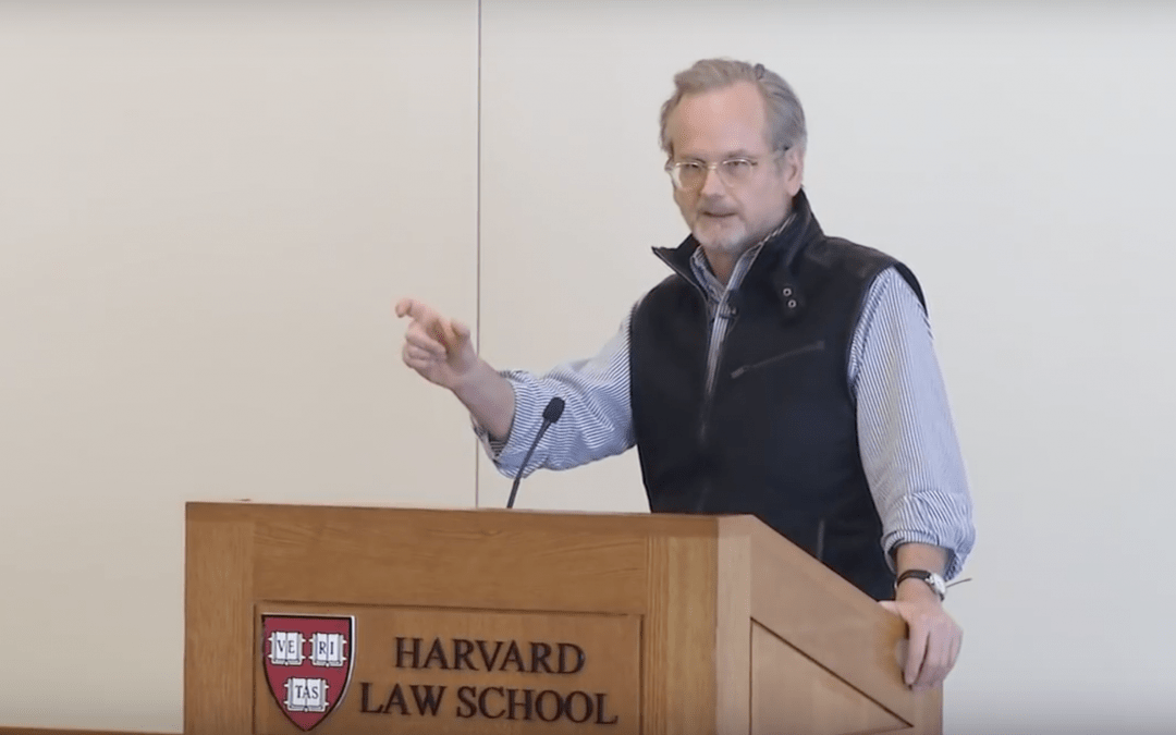 "Harvard Law School: ""America, Compromised"""