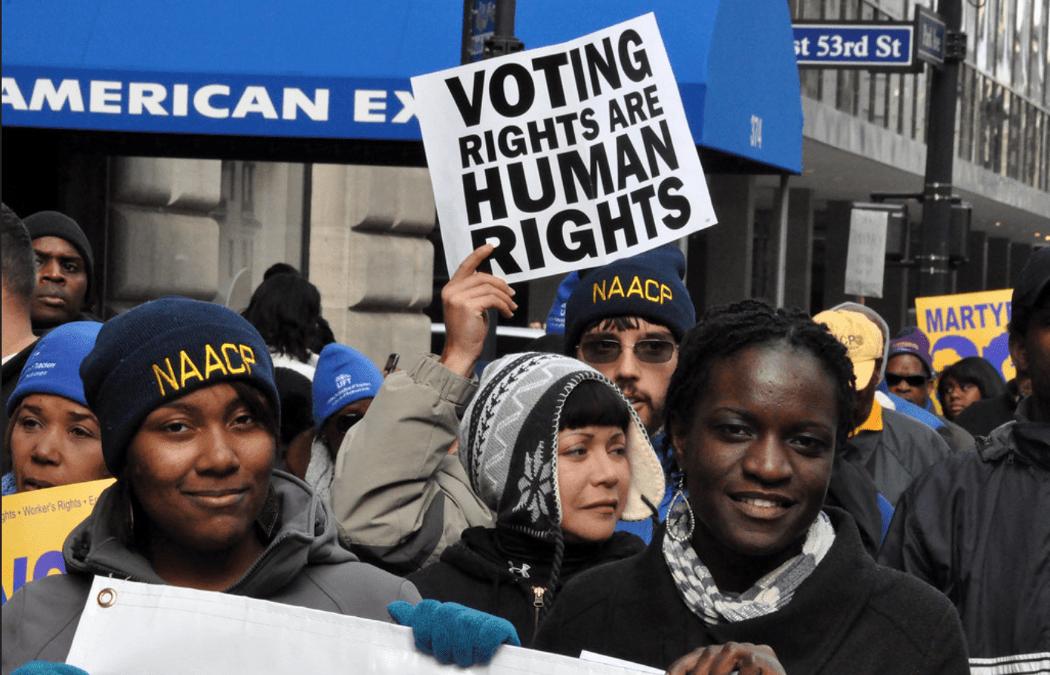 """Medium: """"Representation is Demanded"""": The Case for Felon Voting Rights"""