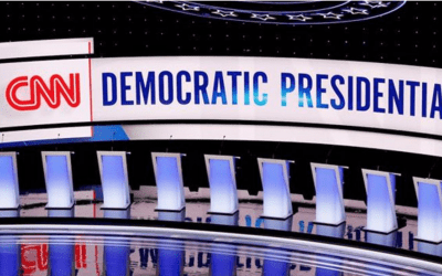 Salon: It's time to talk about our broken democracy. Will tonight's Democratic debate moderators step up?