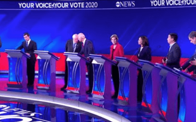 Citizen Truth: 2020 Candidates Are Finally Taking Up the One Issue That Could Save our Democracy