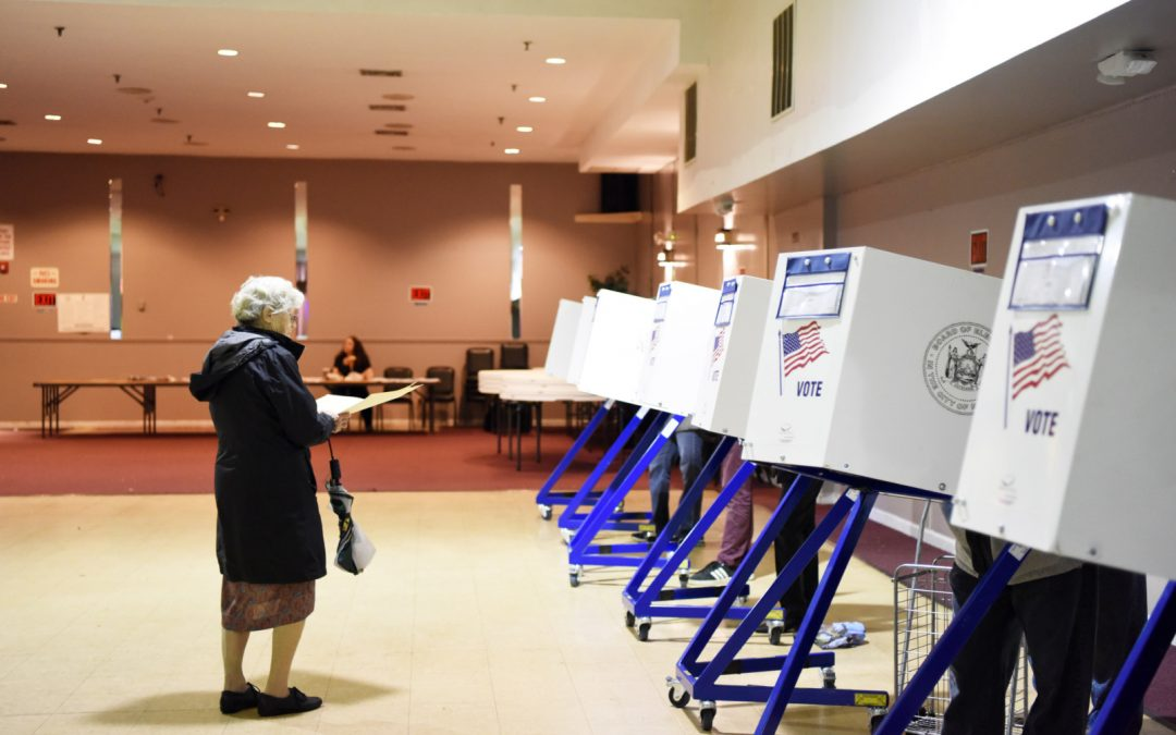 Talking Points Memo: Voting Rights Must Be A Priority In 2020 Race