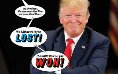 The Nation: The Loser President
