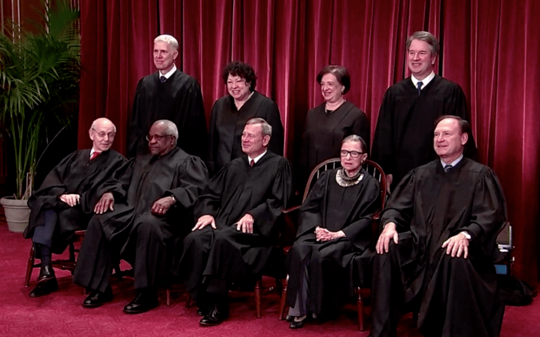 Reuters: A U.S. Supreme Court first: arguments by teleconference including major one involving Trump