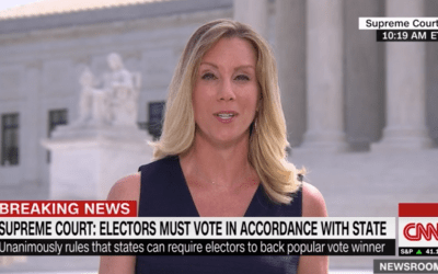 CNN: Supreme Court says states can punish Electoral College voters
