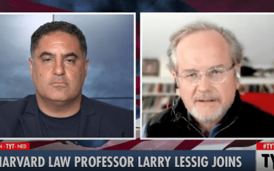 The Young Turks: Larry Lessig on How Trump Could Try to Steal the Election