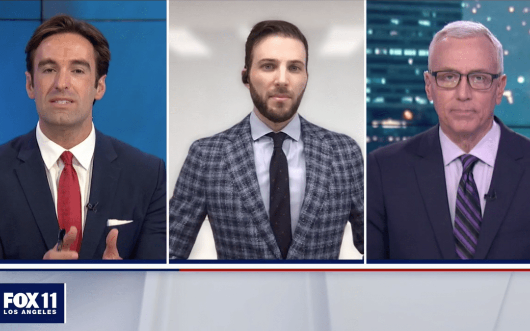 FOX 11 LA: Elex Michaelson and Dr. Drew Pinsky Talk with Jason Harrow