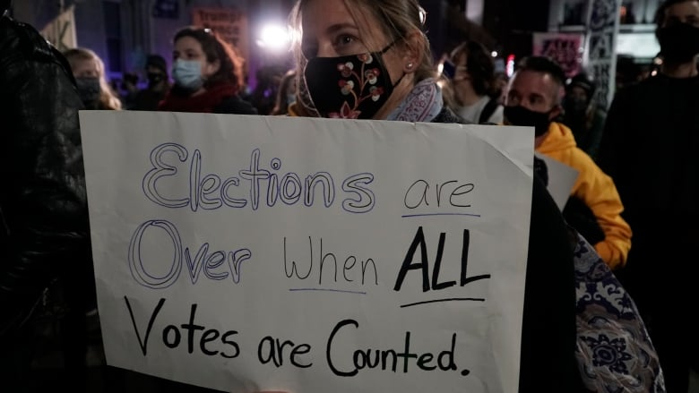 CBC: Is American democracy broken?
