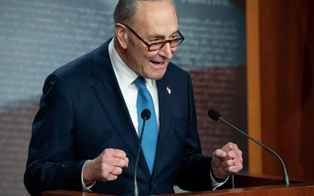 Talking Points Memo: Democrats Should Ignore Calls For A Skinnier For The People Act