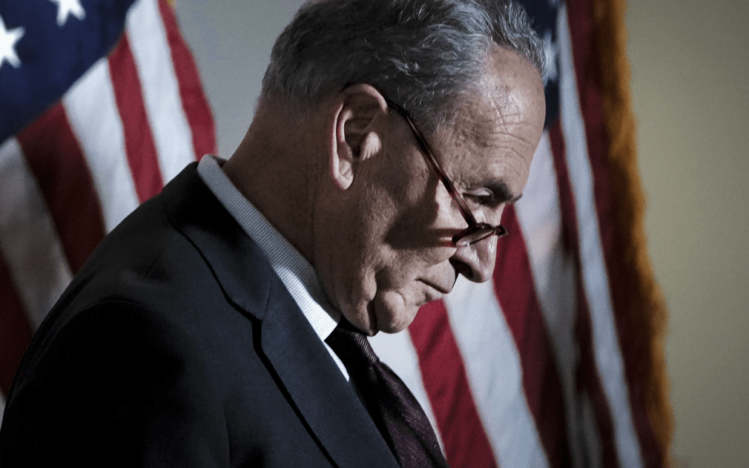 The Intercept: Chuck Schumer Rejects Joe Manchin's Voting Rights Strategy