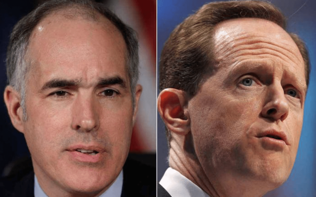 The Philadelphia Inquirer: Toomey and Casey should prioritize this legislation now that Dems control the Senate